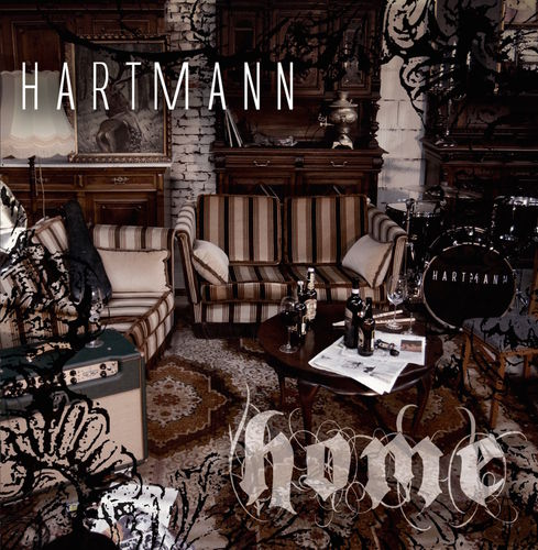 "Hartmann ""Home"" - CD"