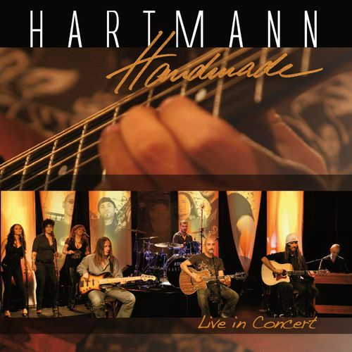 Hartmann 'Handmade' - Digipak CD/DVD