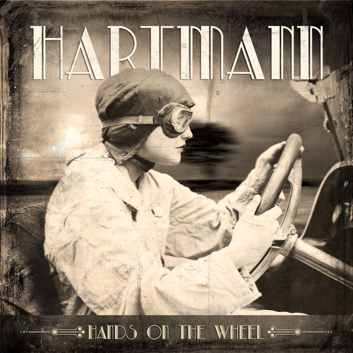"Hartmann ""Hands On The Wheel"" Digipak CD"