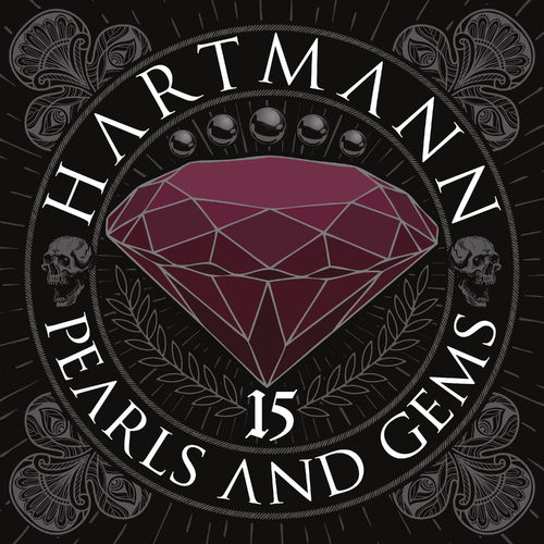 Hartmann '15 Pearls And Gems' CD Digipak